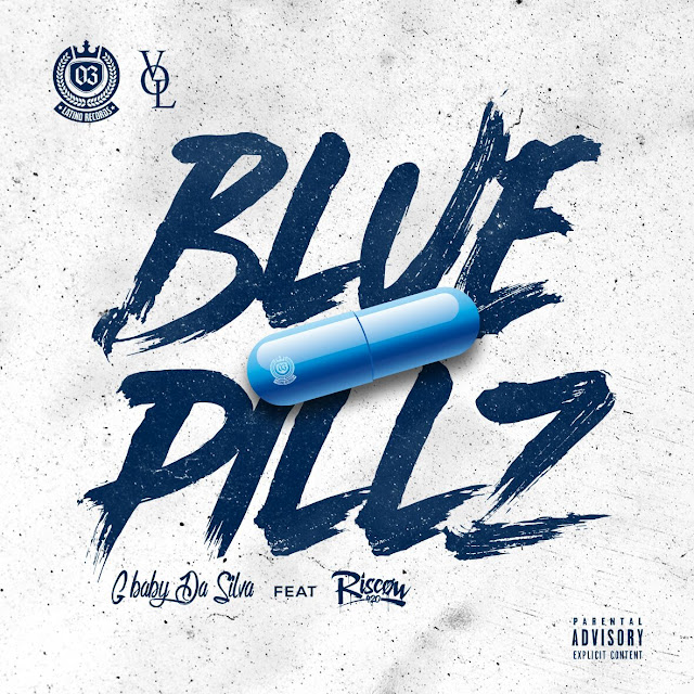 "O rapper angolano G baby Da Silva, residente na africa do sul, lança o videosingle ""Blue Pillz"""