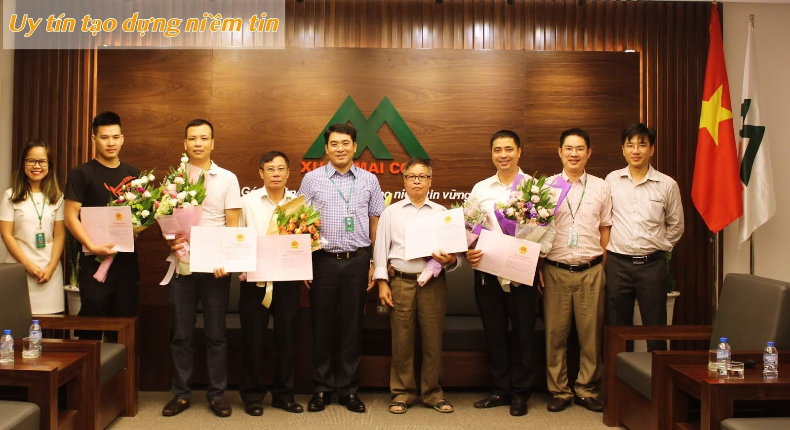 Xuân Mai Corp top chủ đầu tư bất động sản uy tín