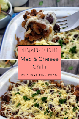 slimming world chilli recipe Mac & Chilli Cheese Con Cane