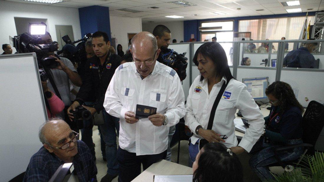 Estos son los requisitos para prorrogar la vigencia del pasaporte venezolano por 2 años