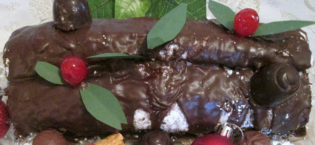 Traditional Yule Log Recipe