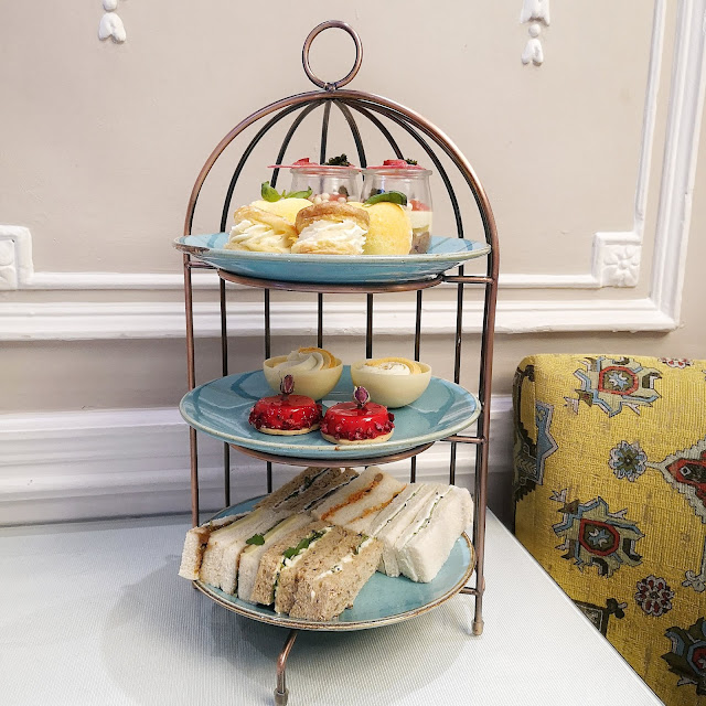St Ermin's Hotel Afternoon Tea