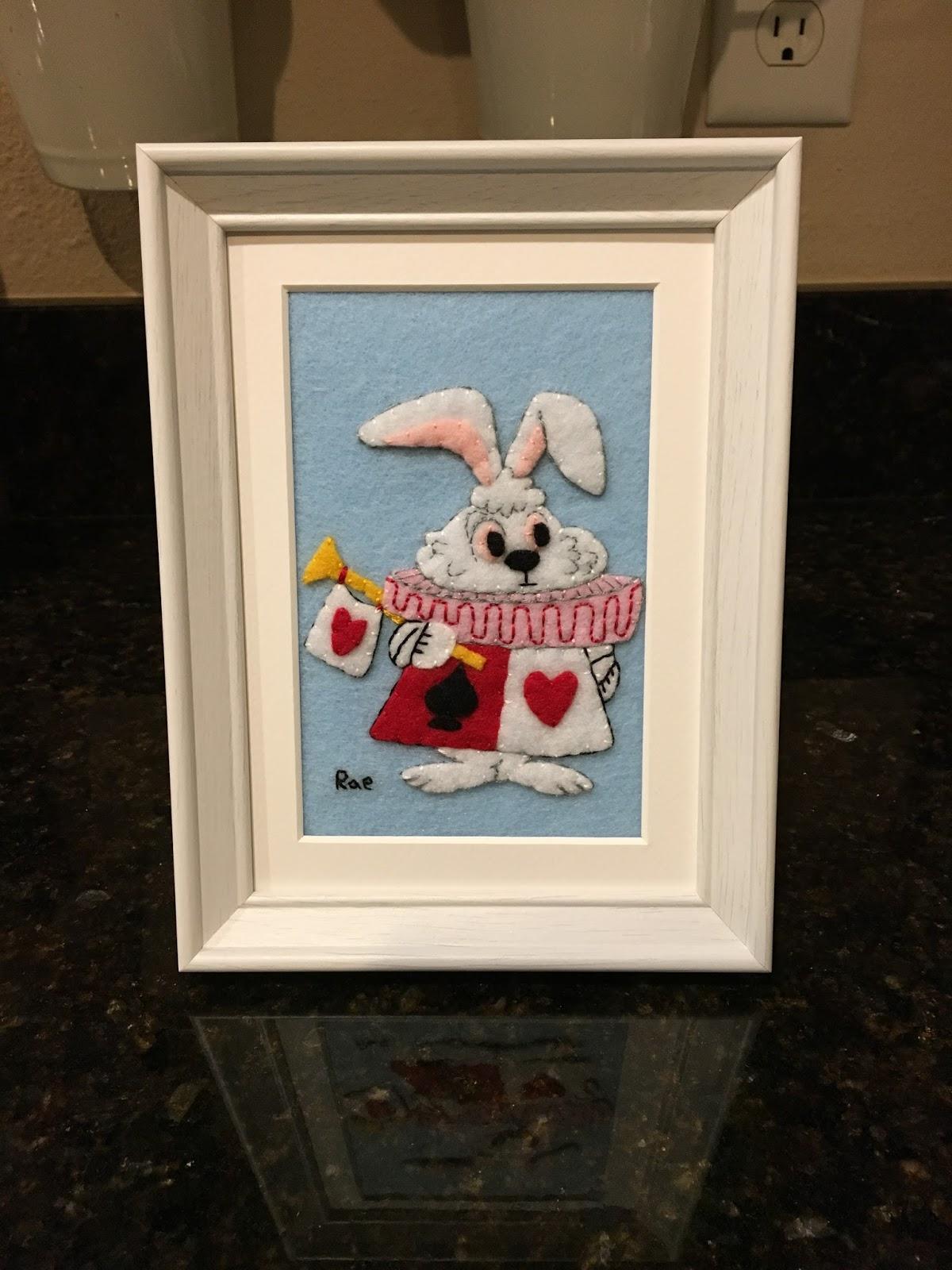 Rae S Arts And Craft Blog Oh Mr Rabbit