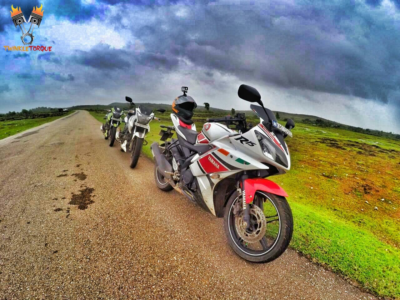 how to plan a long ride on motorcycle twinkle torque