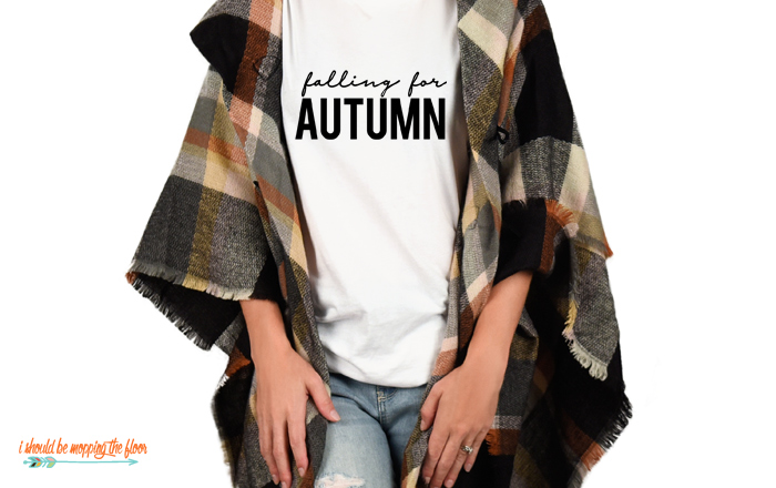 Falling for Autumn T-Shirt