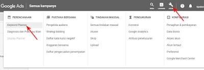 Cara Memulai Google AdWords Planner