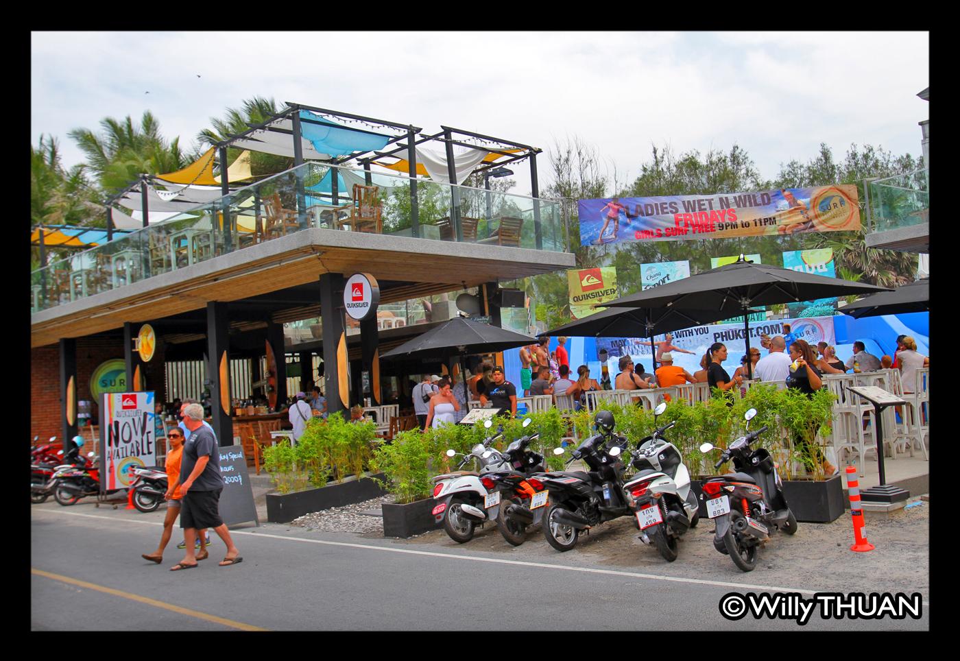 Surf House Phuket (Flow Rider Kata Beach) - Phuket 101