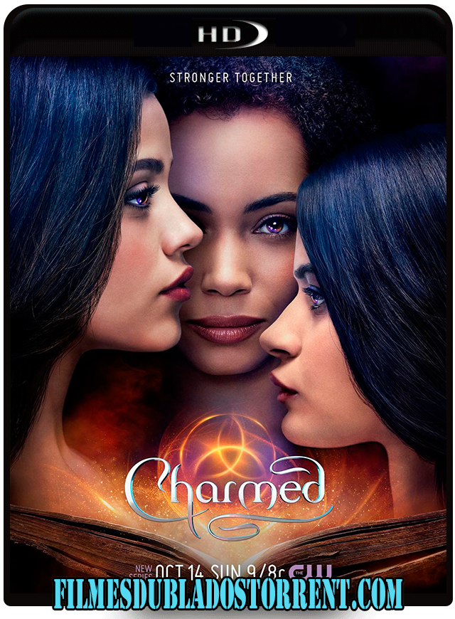 Charmed 1ª Temporada (2018) Torrent – WEBDL 720p | 1080p Dublado / Dual Áudio 5.1 Download