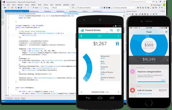 مجموعة كورسات مجانية لتعلم صناعة تطبيقات Android / IOS مقدمة من Udemy