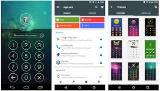 Aplikasi Pengunci Layar Android Domobile