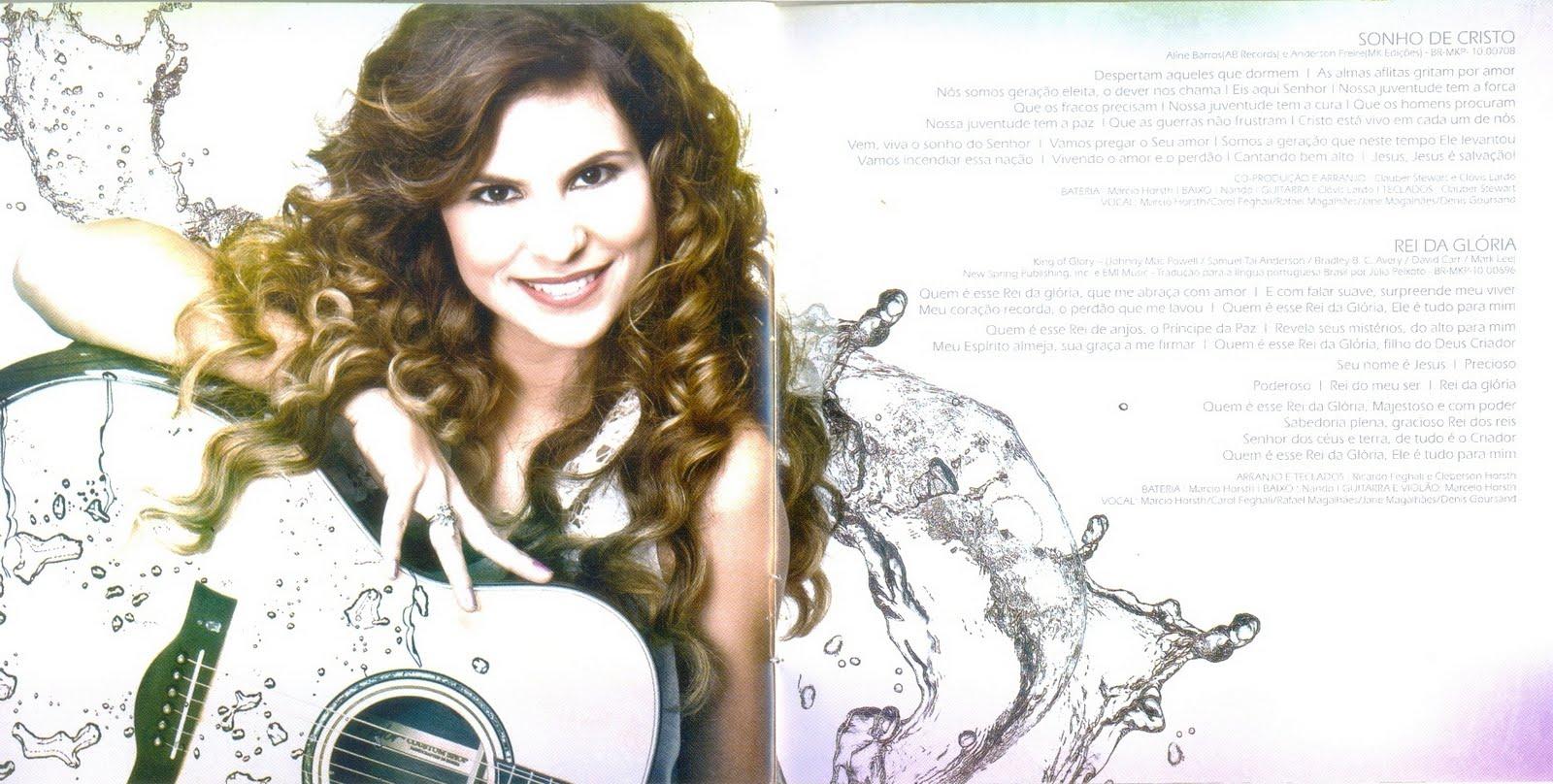 cd aline barros extraordinrio amor deus 2011