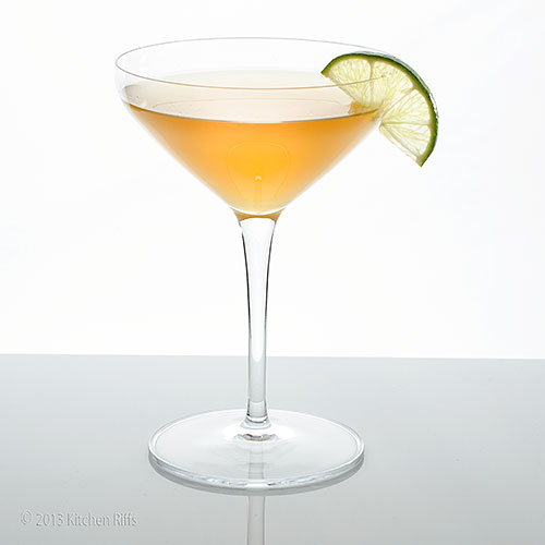 Royal Bermuda Yacht Club Cocktail