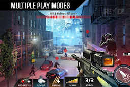 Download Game Android Kill Shot Bravo MOD Offline