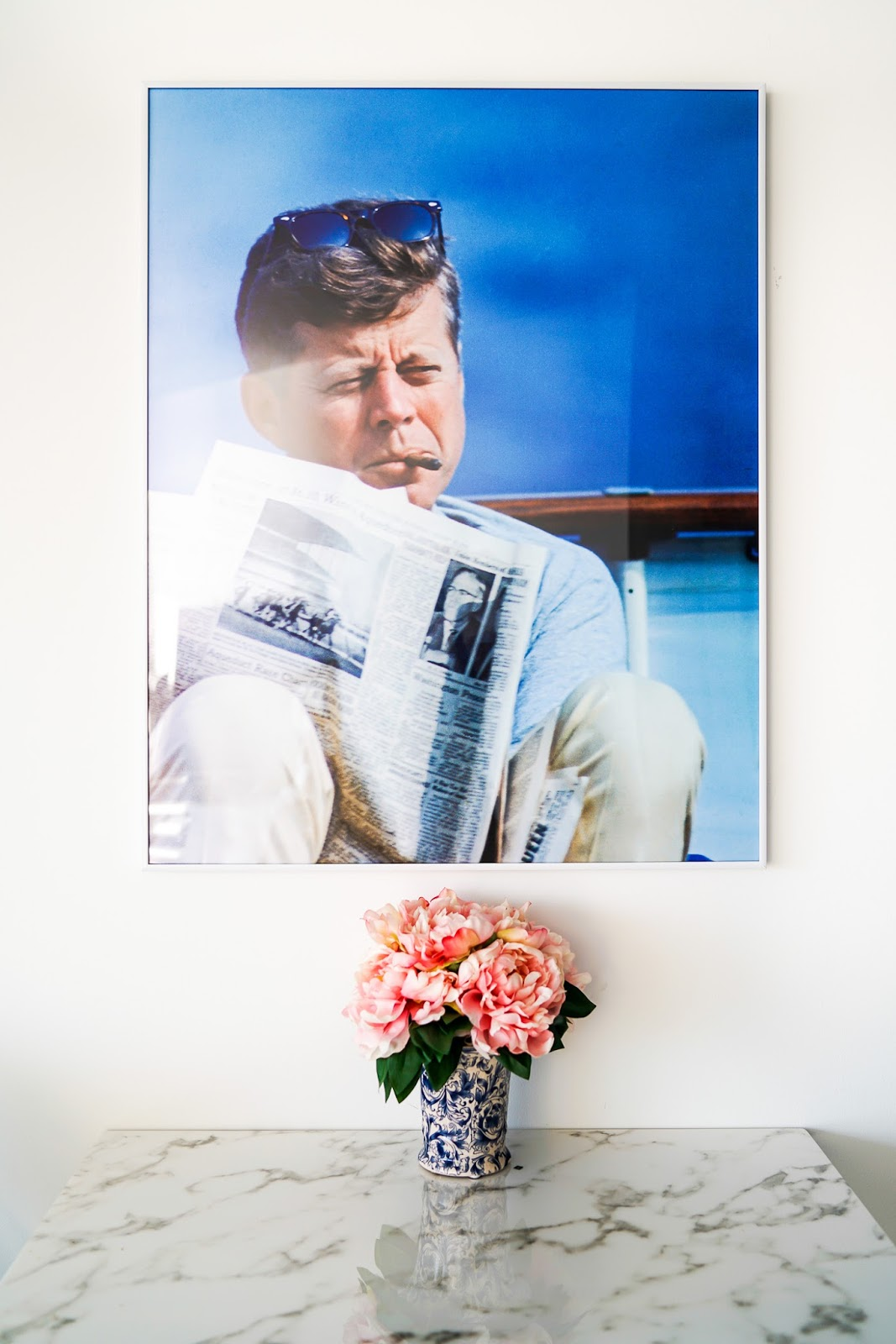 President JFK Artwork