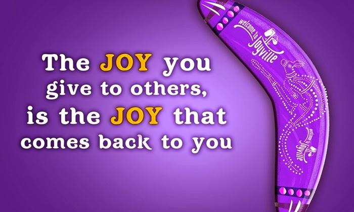 "Joy In Giving: Meryl: [Media Tasting] Cadbury ""Joy Of Giving"" Campaign"