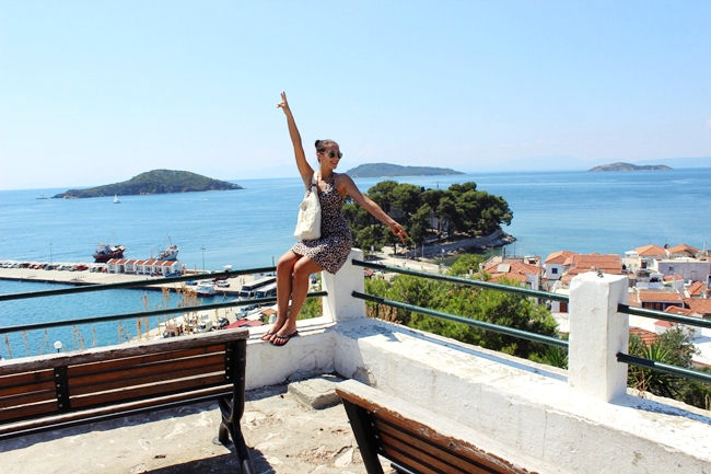 Skiathos travel guide and travel tips