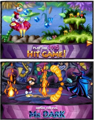 Download Game Petualangan Rayman Classic APK Unlimited Money