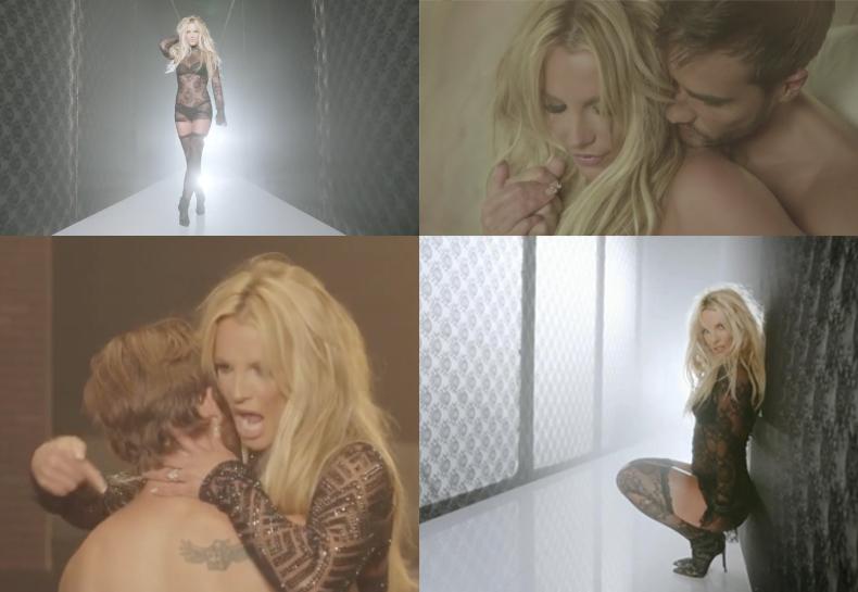 """Após inúmeras prévias em baixa qualidade chegarem a internet, Britney finalmente divulga videoclipe de """"Make Me""""!"""