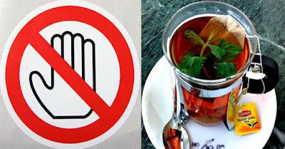 خطورة تناول الشاى بالنعناع ..حقيقة علمية تم الكشف عنها - توقف الان
