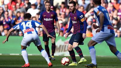 موعد مباراة برشلونة وفياريال الثلاثاء 2-4-2019 ضمن الدوري الأسباني والقنوات الناقلة