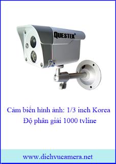 Camera Questek QTX 3110