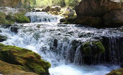 nacimiento rio pitarque restaurante hostal alcorisa