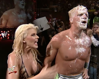 WWE / WWF No Mercy 1999 - Jeff Jarrett & Miss Kitty