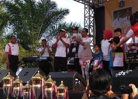 Wow Fantastis, Tea Walk Korpri DKI Jakarta Sedot APBD Rp 225 Juta