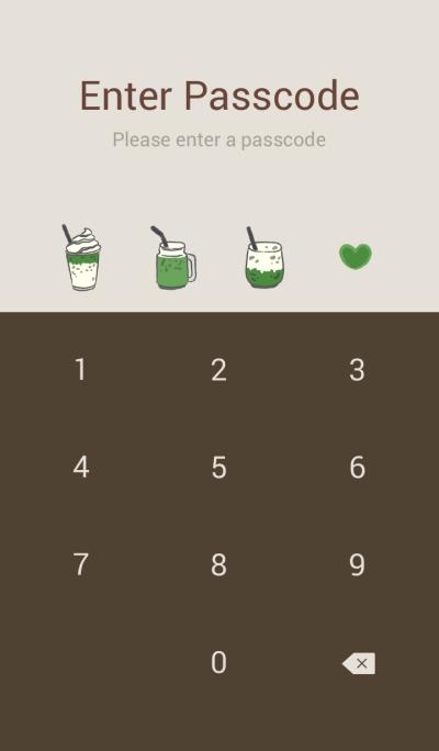 Green Tea Lover