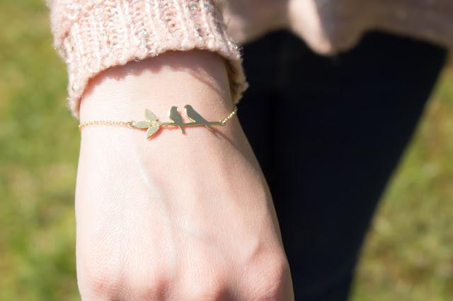 bracelet - lovebird - shlomitofir