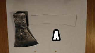Manico mini axe