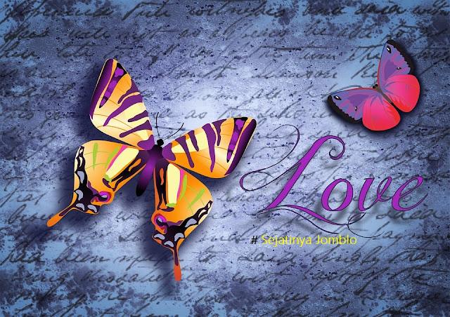 Cinta Itu Di Bangun Tidak Di Tunggu Juga Bukan Di Cari - Cari