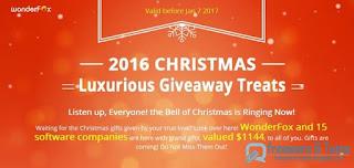 Giveaway : 9 logiciels commerciaux gratuits pour Noël !