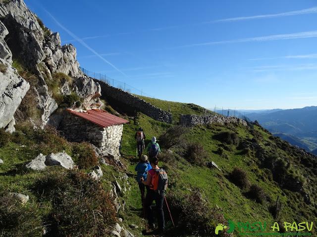 Braña Llía, Peñamellera Alta
