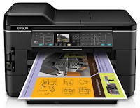 Epson WorkForce WF-7520 Driver (Windows & Mac OS X 10. Series)