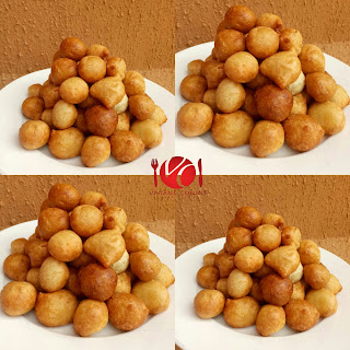 How to Make Puff Puff 1