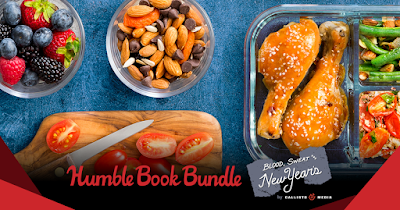 Humble Book Bundle: Blood, Sweat and New Year's by Callisto Media