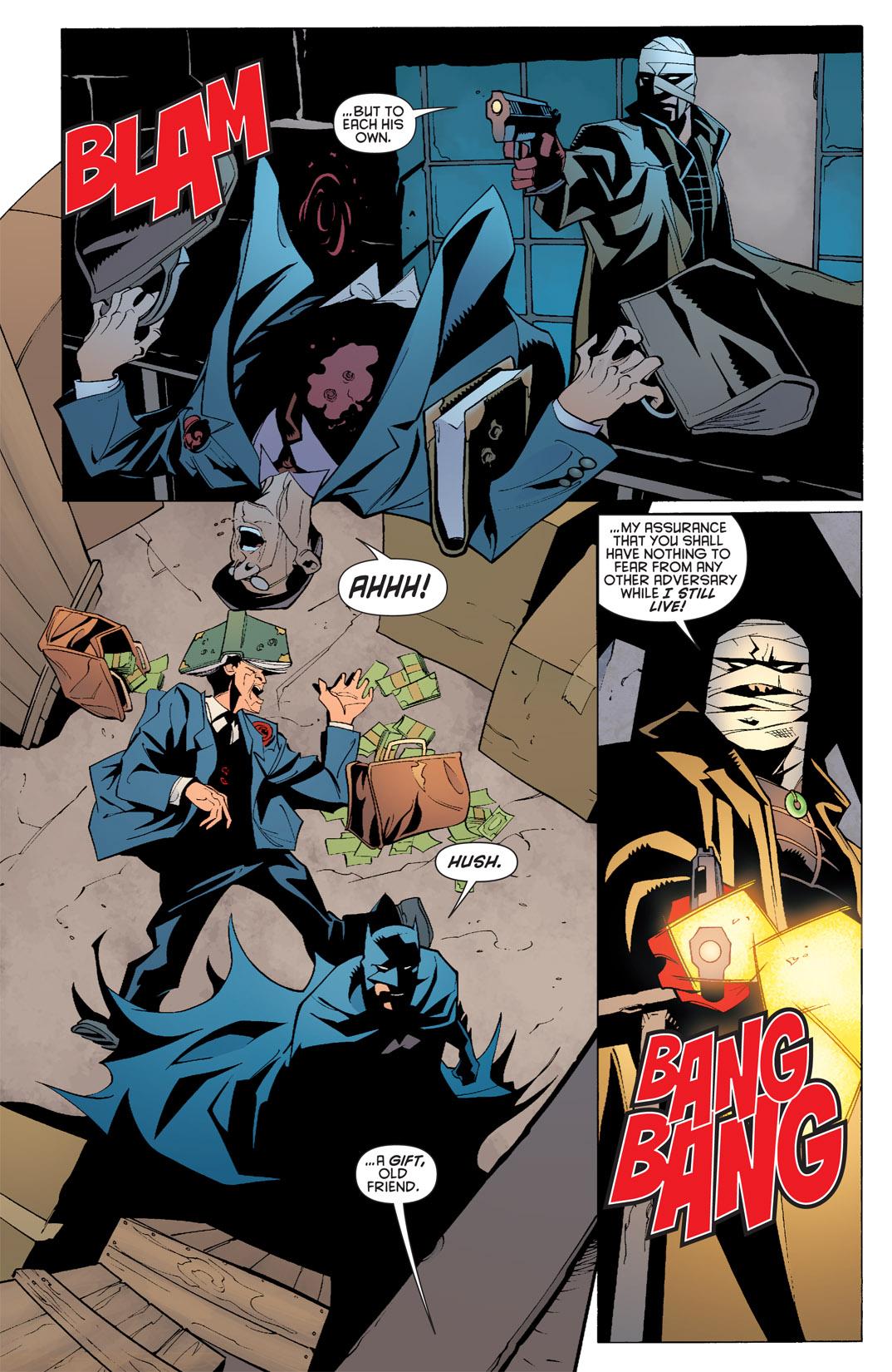 Detective Comics (1937) 846 Page 20
