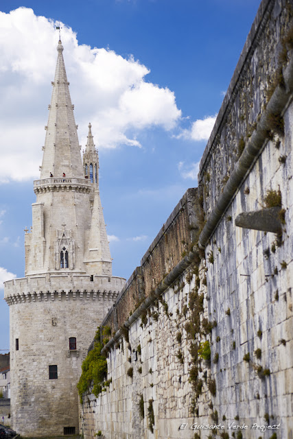 Tour de la Lanterne, en La Rochelle por El Guisante Verde Project