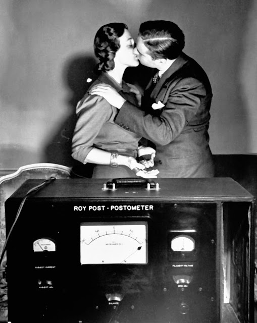 Modern Lie Detector Machine