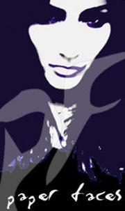 Audrey Hepburn siyah tül eldiven paper faces