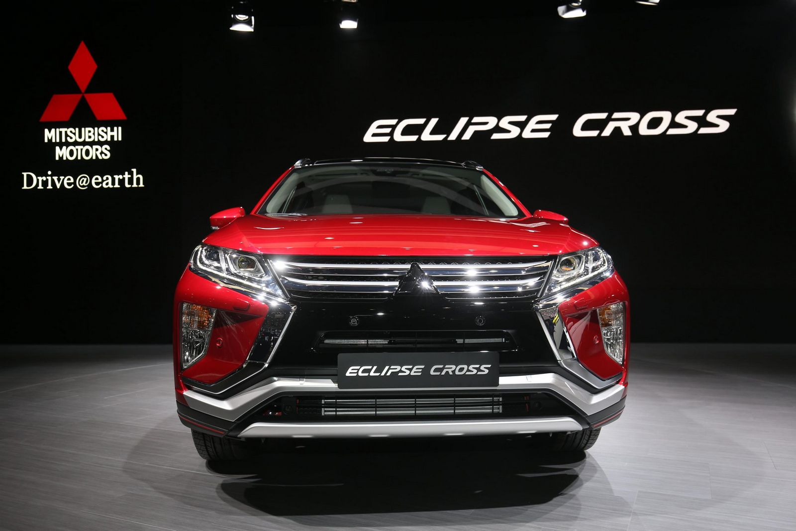 2018 Mitsubishi Eclipse Cross Brings Evo Tech To Geneva ...