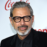 October 22 – Jeff Goldblum