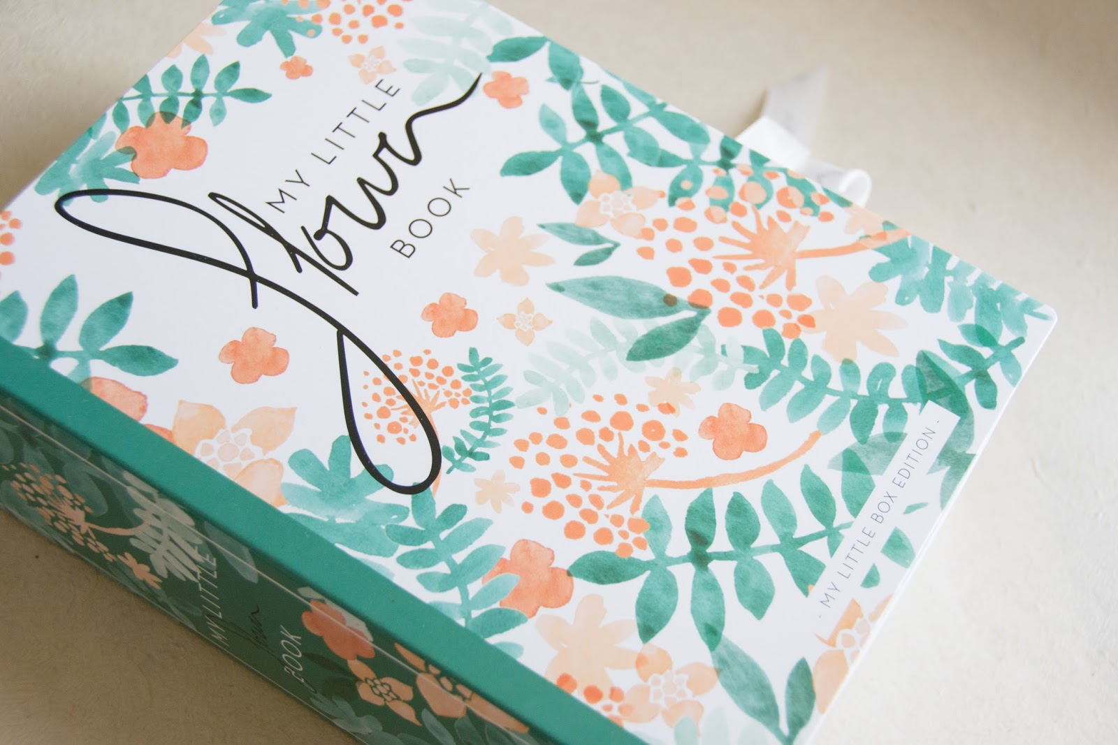 My Little Flower Book Box UK