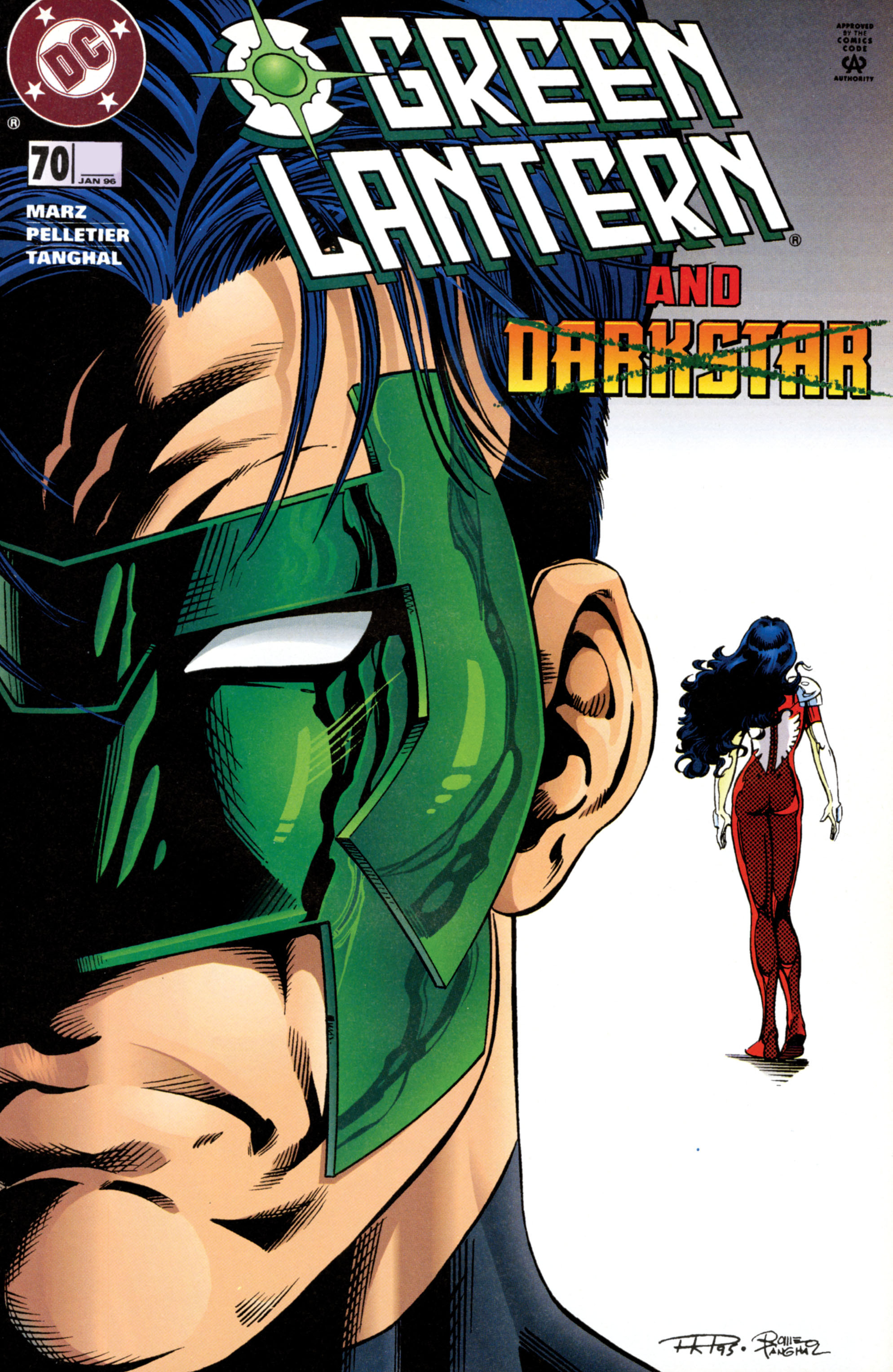 Green Lantern (1990) 70 Page 1
