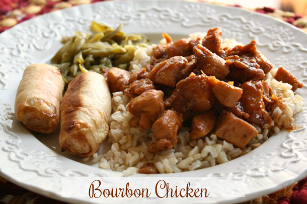 Mommy S Kitchen Recipes From My Texas Kitchen Bourbon Street Chicken
