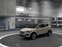 Mobil Hyundai Santa Fe