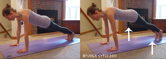 Yoga Gypsy: Yoga Tip Tuesdays: Rolling your toes over in ...