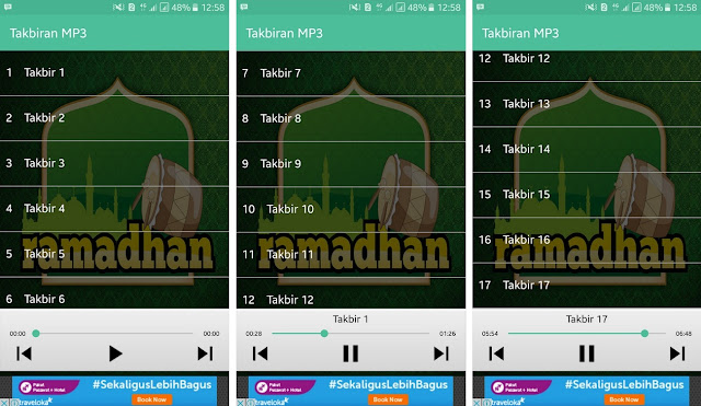 Download Takbir Mp3 - Aplikasi Audio Takbiran Lengkap