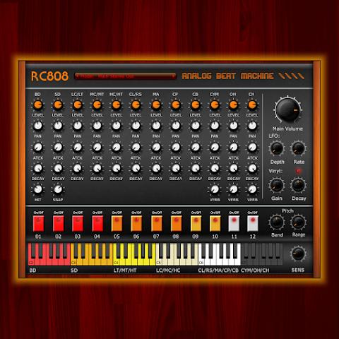 RC808